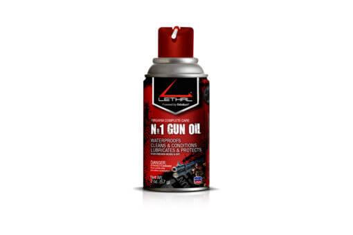 No 1 Gun Oil