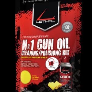 #1 Gun Cleaning Kit