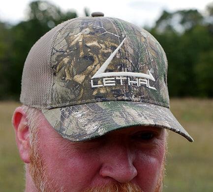 Realtree Lethal Logo Hat