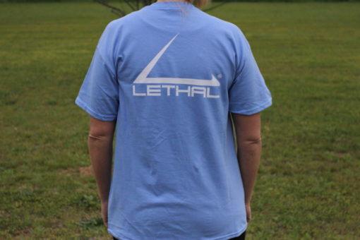 82a65e016 Logo T-Shirt Short Sleeve (Carolina Blue / White)