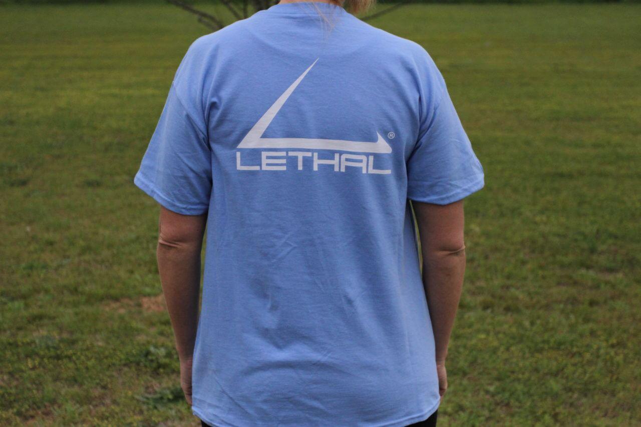b09cbbf25 ... Logo T-Shirt Short Sleeve (Carolina Blue / White). 🔍. Lethal ...