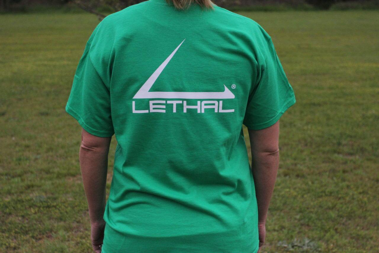 a65bbb84e Logo T-Shirt Short Sleeve (Irish Green / White)