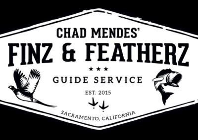 Chad Mendes Finz & Featherz