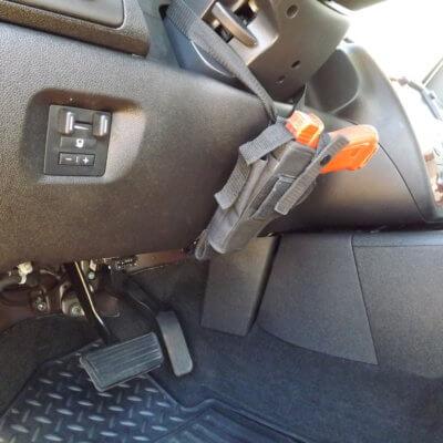 Lethal Universal Pistol Mount