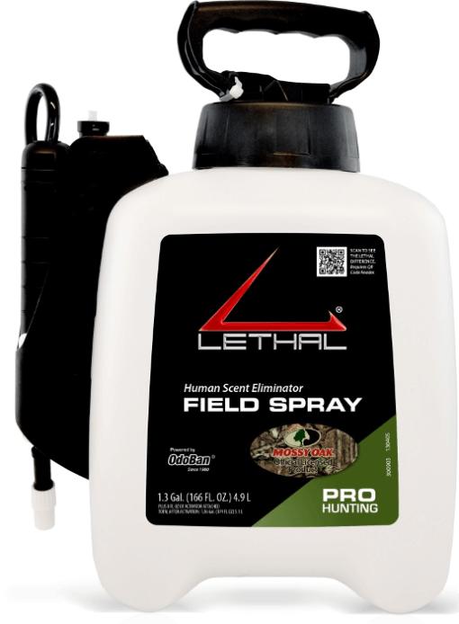 Lethal Field Spray 1.3 Gallon