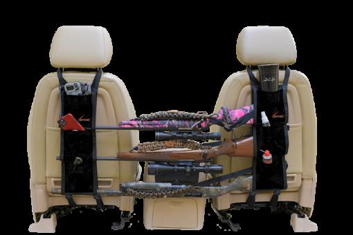 Lethal Back Seat Gun Sling - Black